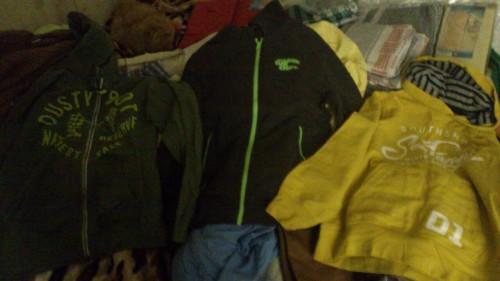 3 tolle Sweatshirts